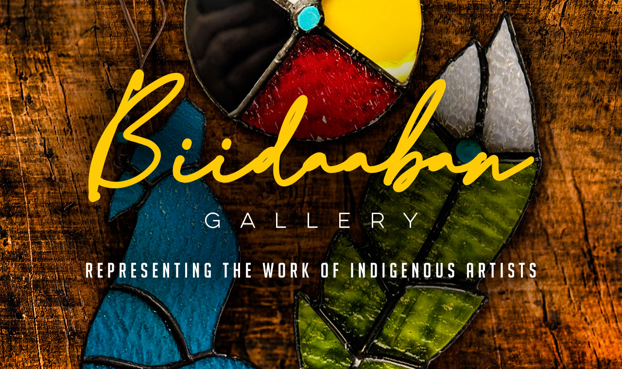 Biidaaban Gallery - Representing the work of Indigenous Artists